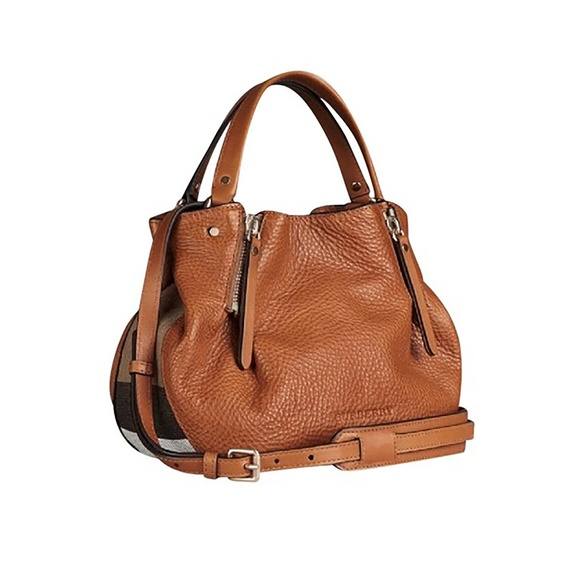 NEW BURBERRY MAIDSTONE SMALL LEATHER SHOULDER BAG 58f6ebb6d00bb